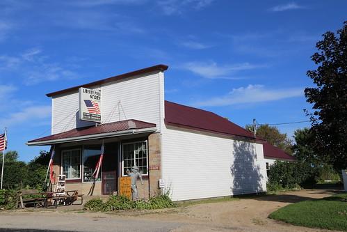 Liberty Pole Wisconsin, Vernon County WI