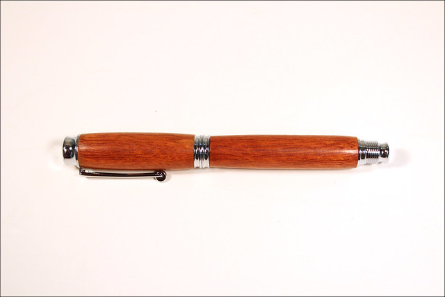 Bloodwood Virage Rollerball