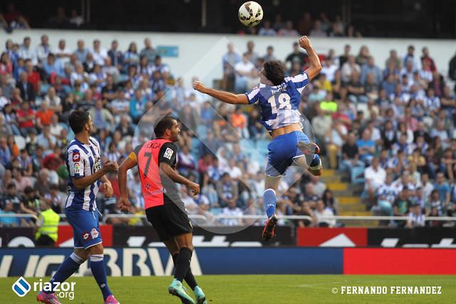 Liga BBVA. R.C.Deportivo - Almería