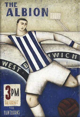 West Bromwich Albion by artist paine-proffitt
