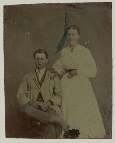 Small tintype