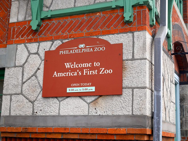 USA Trip Philadelphia Zoo Day Four