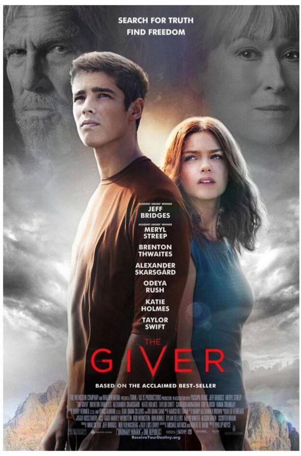 Người Truyền Ký Ức - The Giver 2014