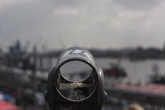 Ausicht auf den Hamburger Hafen (260/365)