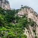Hiking in Huangshan