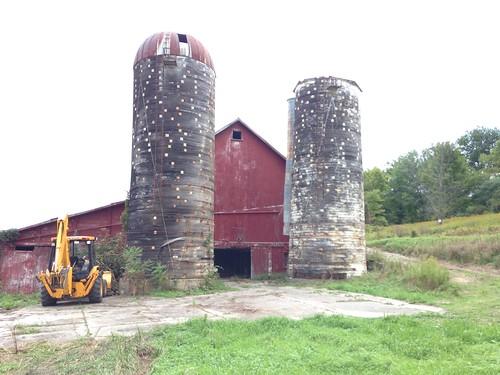 Taking down a silo