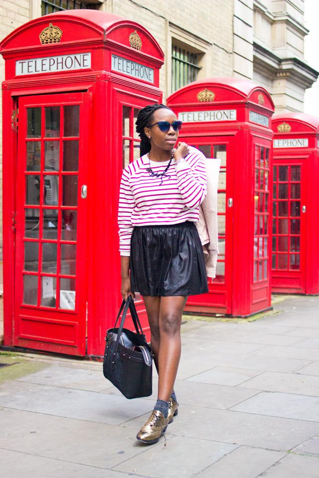 London fashion week outfits