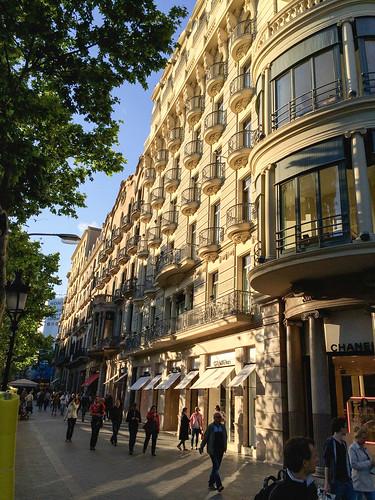 Hotel Majestic - Barcelona