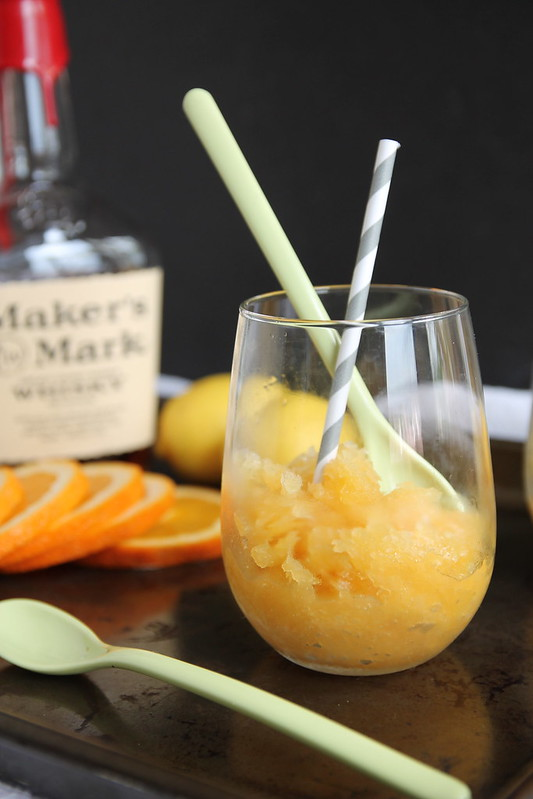 Bourbon Slush: Make it with bourbon or with rum. Either way, it's ...