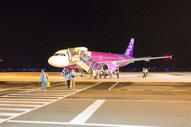 関西国際空港 Peach MM160 A320-200