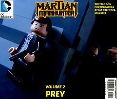 Martian Manhunter: Volume 2 Cover