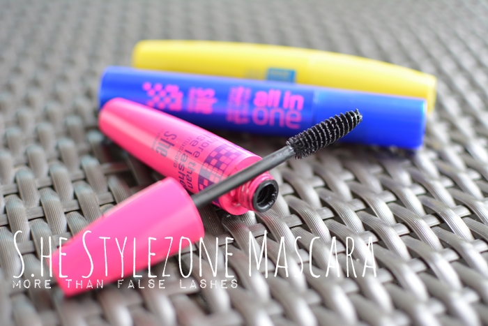 s.he stylezone more than false lashes mascara