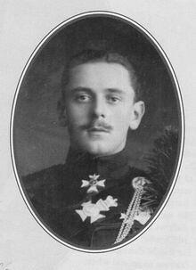 Prince Maurice Victor Donald