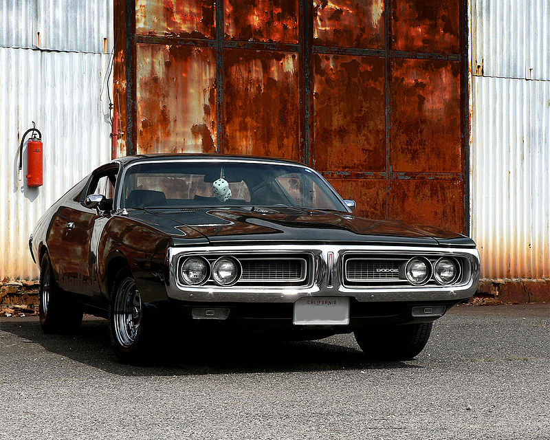black_charger