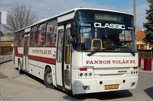 bus coach autobus busz bpo pannon volán autóbusz ddkk