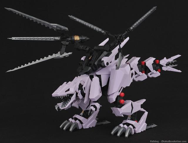 HMM Zoids - Berserk Fury 2