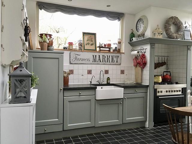 Keuken Landelijke Stijl : Landelijke keuken stijl interesting keuken landelijke stijl with