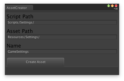 Unity] Singleton ScriptableObject | scissor lee | Flickr