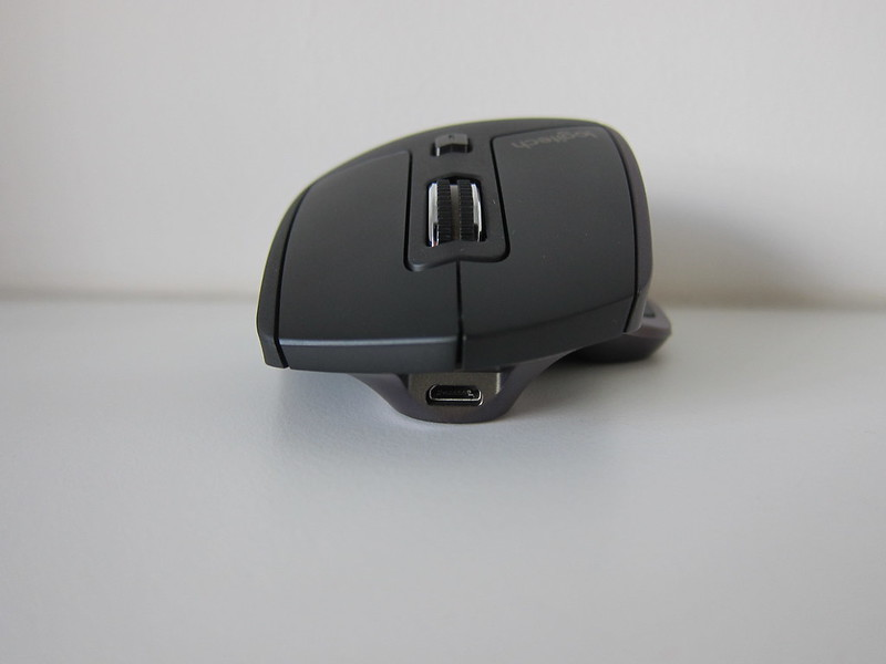 Logitech MX Master Wireless Mouse - Front