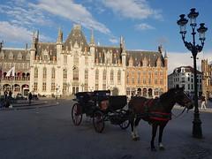 Bruges - Central Square