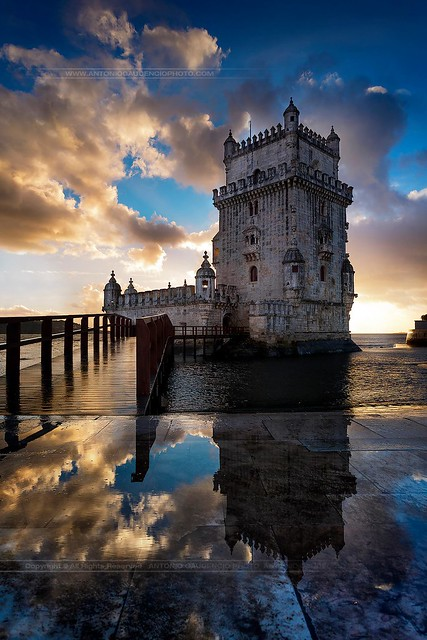 Belèm Tower Lisbon Portugal