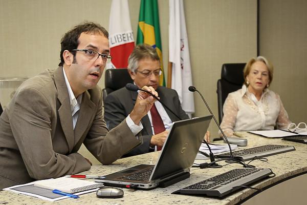 Rubens Goyatá Campante é técnico judiciário - Tribunal Regional do Trabalho da 3ª Região - Créditos: Assessoria de Comunicação do TRT3