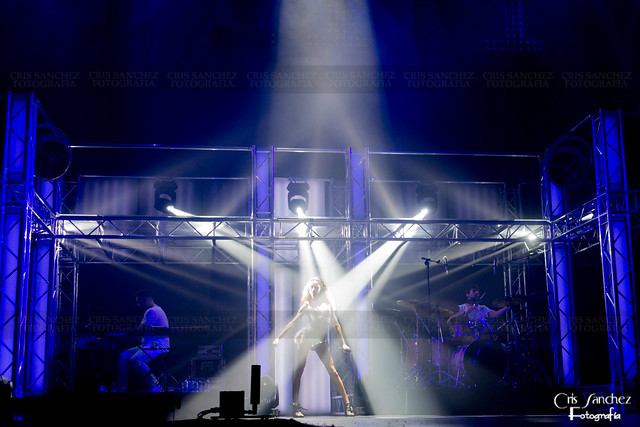 Tini Stoessel - Got Me Started Tour Madrid