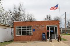 Crawfordsville Arkansas, 72327, Post Office, Crittenden County AR