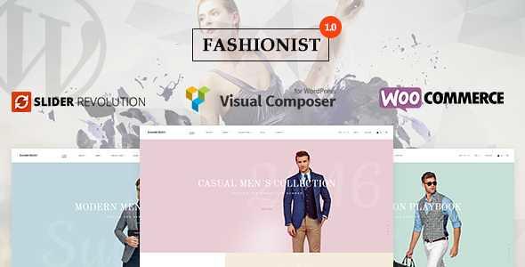 Fashionist WordPress Theme free download