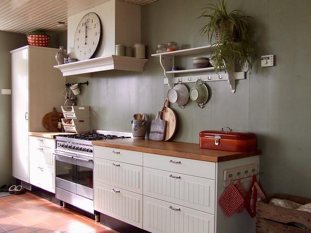 Landelijke keuken