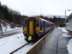 17.02.23 - Fort William to Glasgow