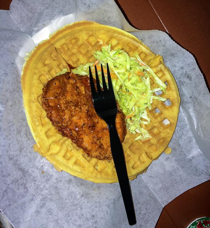 Chicken waffle MK Sleepy Hollow