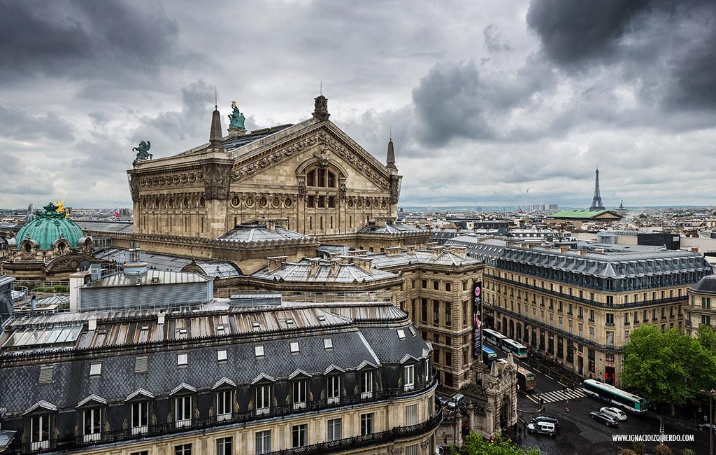 Classic Paris 16