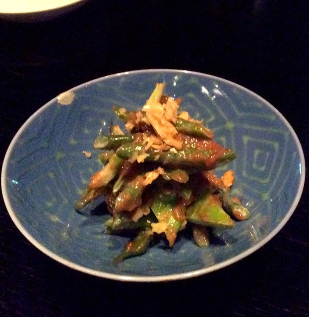 Asparagus at Suju Dining Shibuya