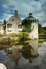 Folly at Scotney Castle Estate
