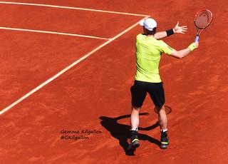 Roland Garros Semis 2014
