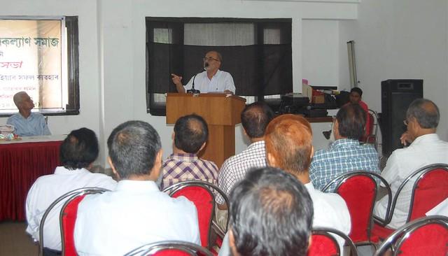 Lecture on 'zakat' in Guwahati generates encouraging