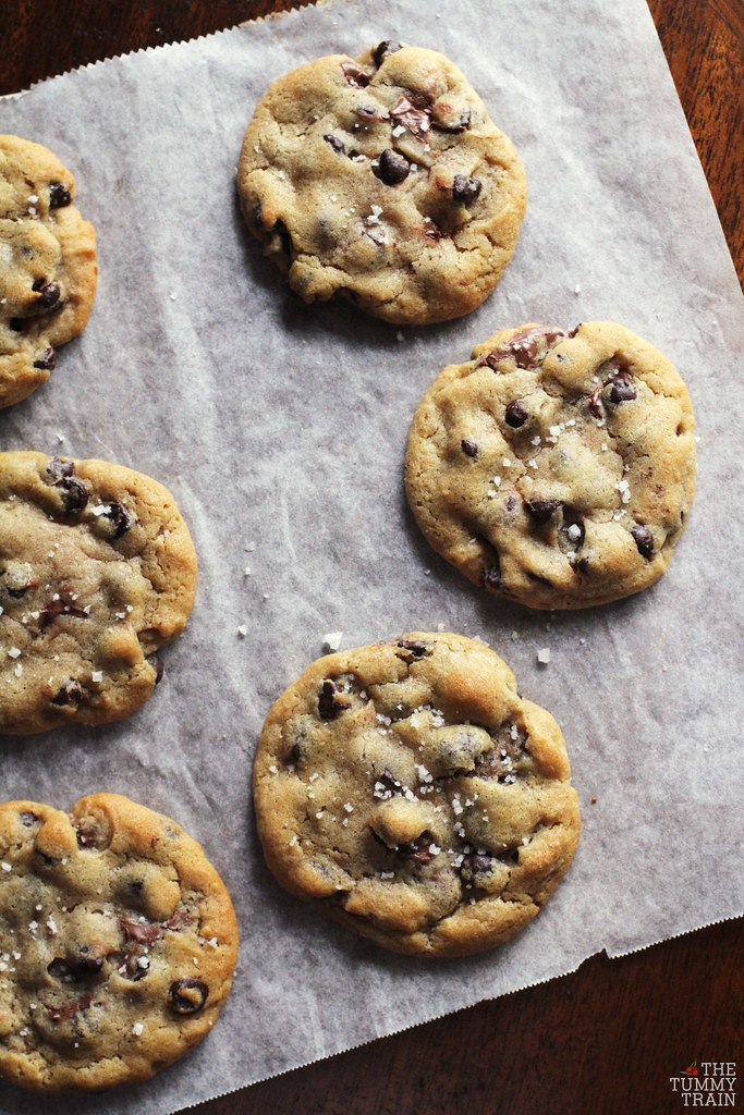 14204538790 8a652af7d2 b - What could be better than a chocolate chip cookie?