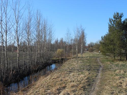 Niittynäkymä, Pohjois-Tapiola Espoo 21.4.2014