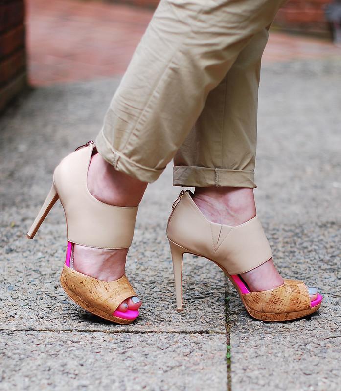 Zalando statement heels
