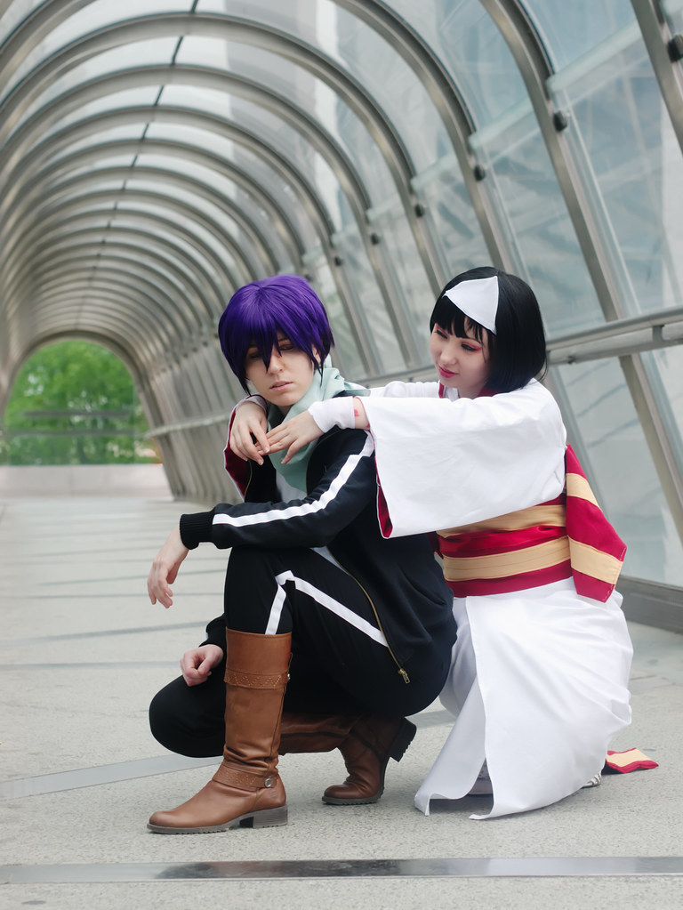 related image - Shooting La Défense - Noragami - 2014-06-01- P1860906