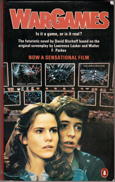 WarGames book cover
