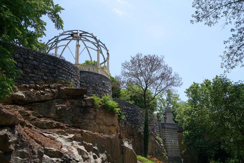 Architecture of Brandywine Park