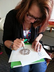 henna workshop for doulas