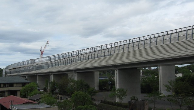 圏央道友田高架橋3