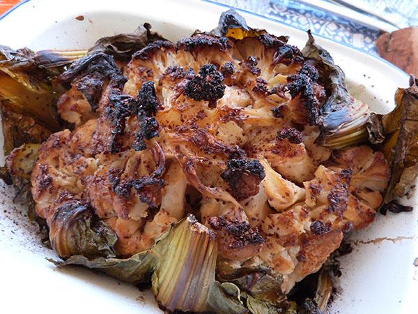 chou-fleur grillé 5
