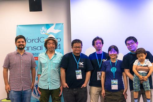 WordPress 日本語版作成チーム、Samuel さんと