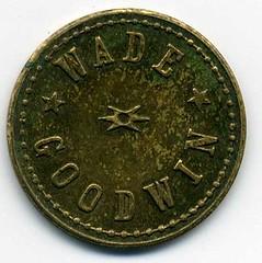 Wade Goodwin token - obv