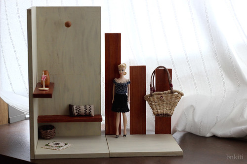 1/12 scale dollhouse