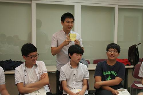 20140618_여의도고등학교 NGO동아리 방문 (2)